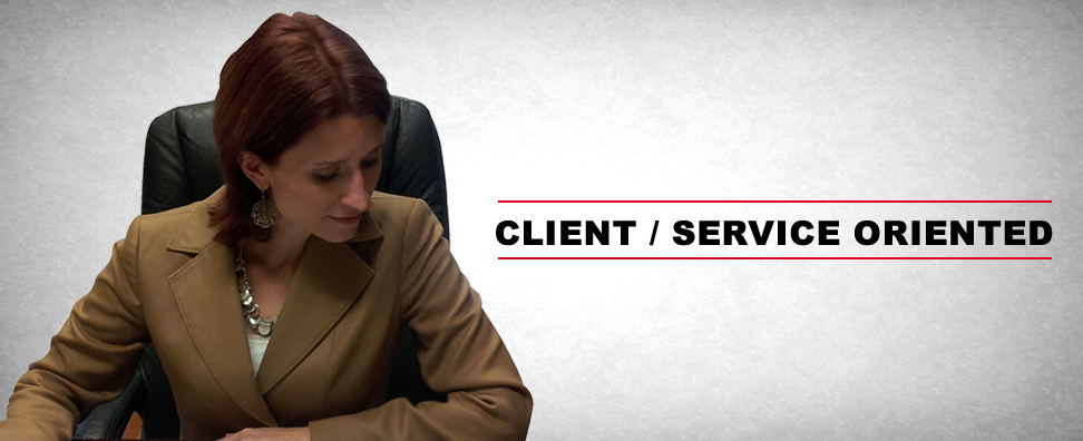 Client oriented attorney in Texas.
